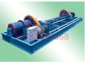 QPT台车移动式双吊电动卷扬式启闭机 卷扬启闭机系列 新河县水星水工机械厂